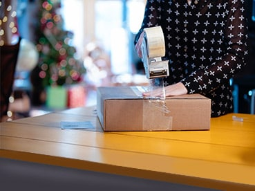 Making holiday returns easier for your customers.