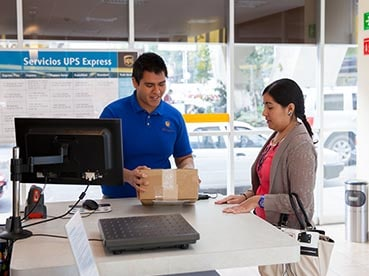 Personal Delivery Options: UPS - United States