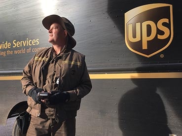 Search UPS Job Postings