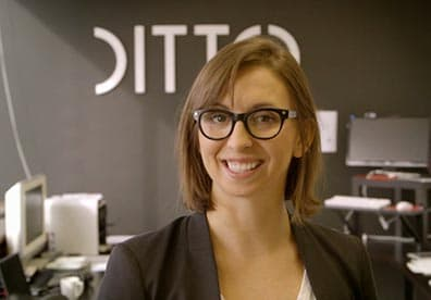 Custom products don't require a long wait. DITTO delivers fast and puts customer needs first.