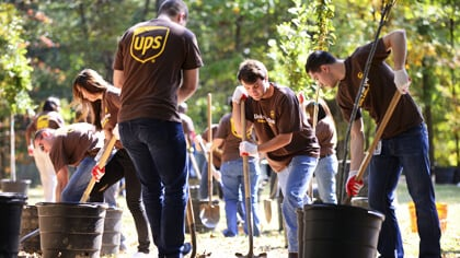 UPS Sustainable Supply Chain Solutions