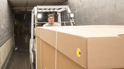 UPS Flex™ Global View: compleet inzicht in toeleveringsketen