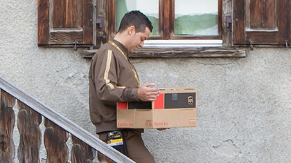 UPS Shipping Solutions