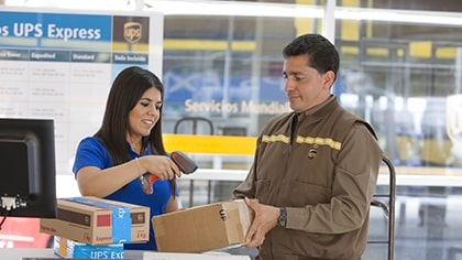UPS Tracking Support