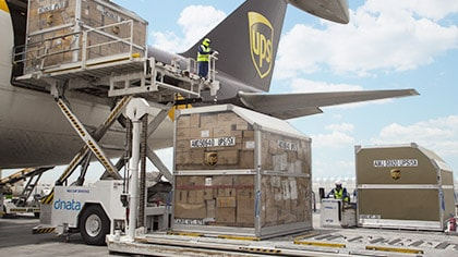 UPS Worldwide Expedited®