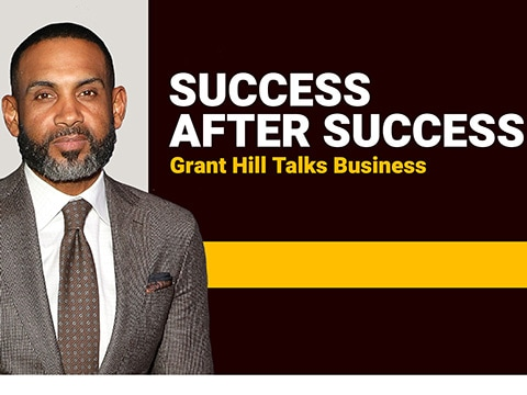 Grant Hill Talks Business