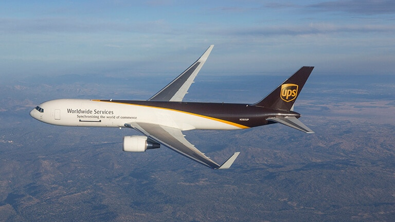 UPS makes expanding into new markets easier