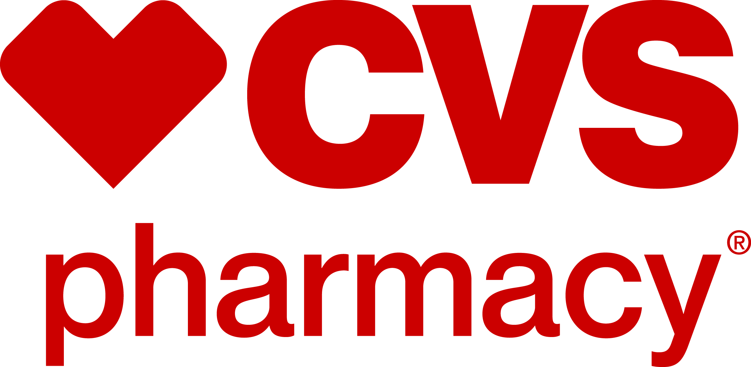 Logotipo de farmacia CVS