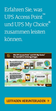 UPS Pulse of the Onine Shopper