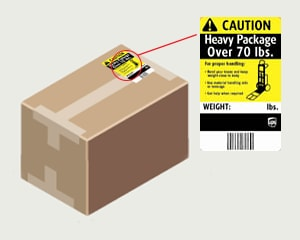 Best option for shipping heavy packages