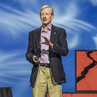 Peter Harris at TED@UPS