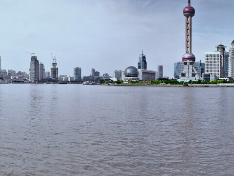 China Mainland skyline