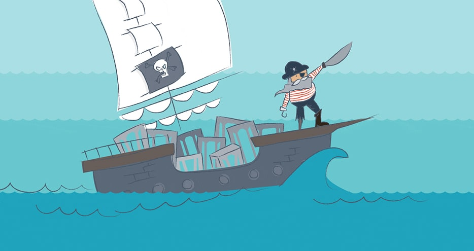 piracy in the 3d printing era ups united states