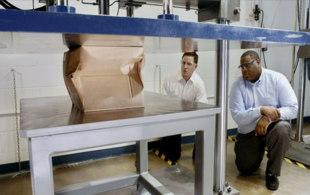 UPS Packaging Innovation Center can help provide packing ideas that mitigate risk