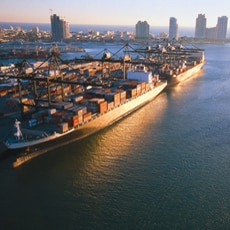 Shipping with Customs Brokerage