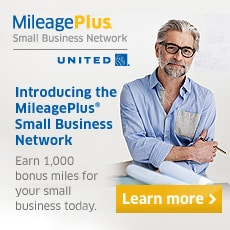 United MileagePlus Small Business Network