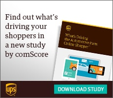 What's Driving the Automotive Parts Online Shopper