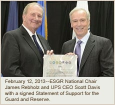 ESGR Statement of Support