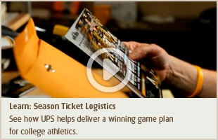 Learn: Season Ticket Logistics