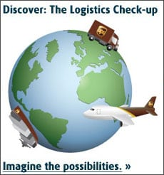 Discover: The Logistics Check-up