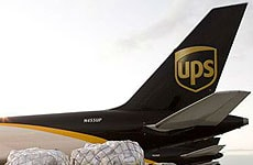 UPS Worldwide Expedited