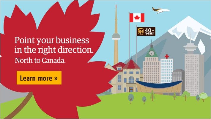 Point your business in the right direction - north to Canada