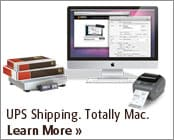 Complete shipping services from the comfort of your own Mac