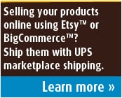 Ship your packages with marketplace shipping