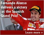 Fernando Alonso delivers a victory at the Spanish Grand Prix!