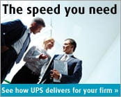 See how UPS delivers for your firm