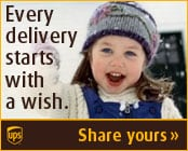 Every delivery starts with a wish.