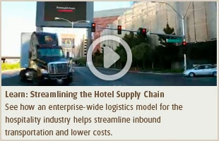 Learn: Hospitality Supply Chain Solutions