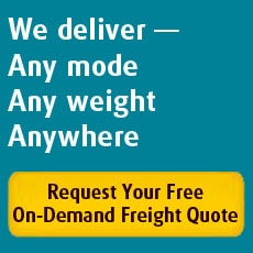 UPS On-Demand Freight Quote