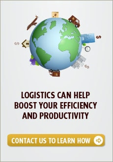 Logistics Boosts Efficiency and Productivity
