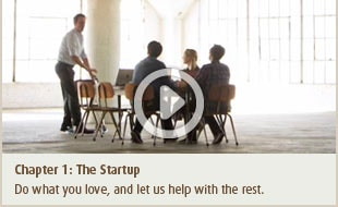 UPS Solutions for Startups TV Commercial