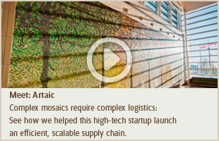 Logistics Solutions for High-tech Startups