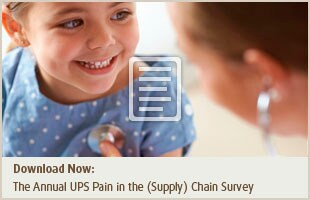 Download Now: The UPS Pain in the (Supply) Chain Survey