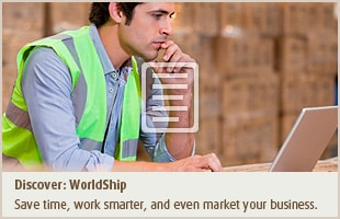 Discover: WorldShip® 2014