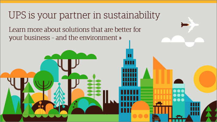 Learn more about solutions that are better for your business - and the environment
