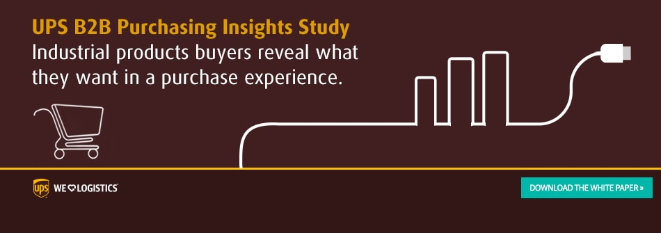 UPS B2B Purchasing Insights Study