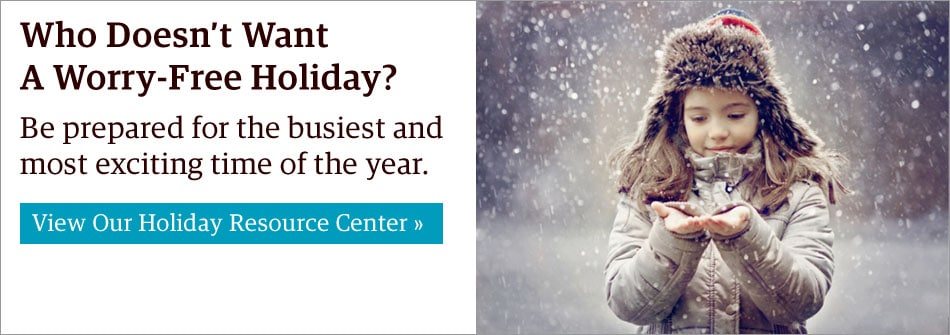 View Our Holiday Resource Center