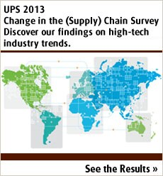 UPS 2013 Change in the (Supply) Chain Survey