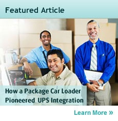 How a Package Car Loader Pioneered  UPS Integration