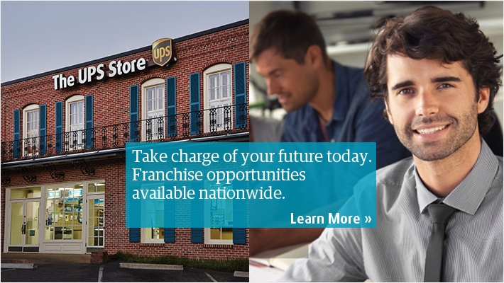 The UPS Store - Franchise Sales