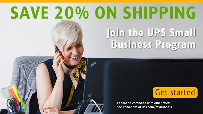 Save 20% on Shipping