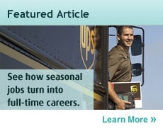 See how seasonal jobs turn into full-time careers.