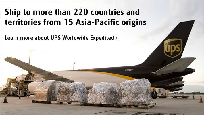 Learn more about UPS Worldwide Expedited