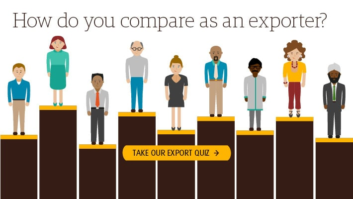How do you compare as an exporter?