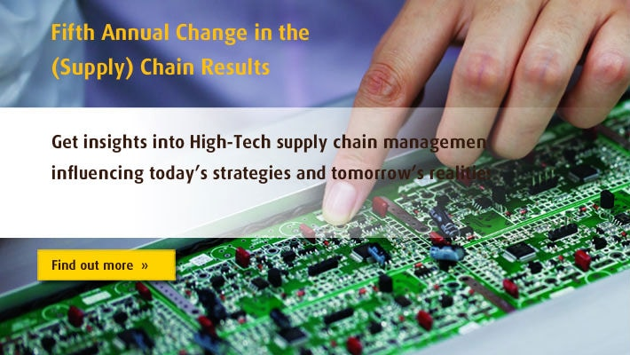 Fifth Annual Change in the (Supply) Chain Results