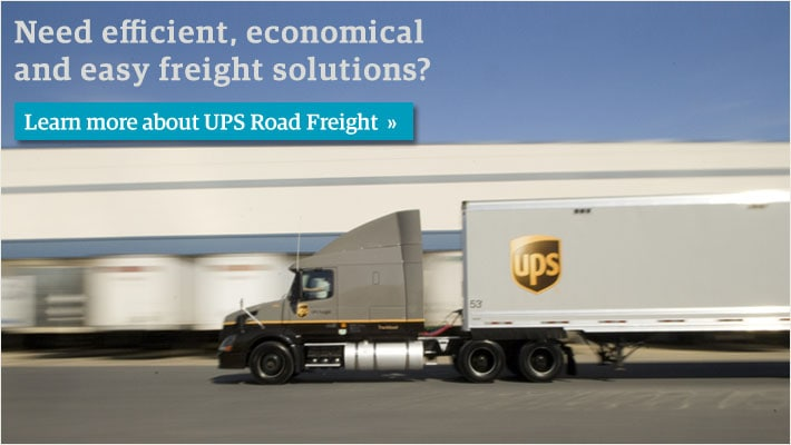 UPS Road Freight
